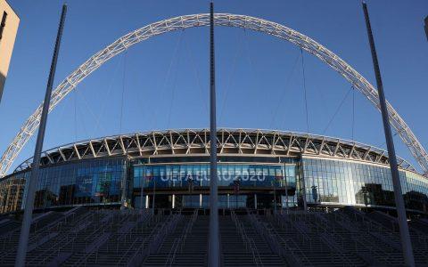 UEFA say they have no plans to make semi-finals and final at Wembley Euro