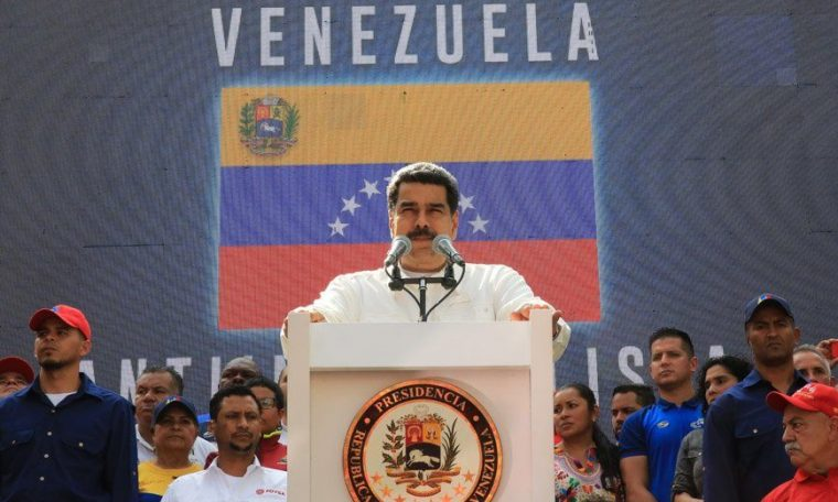 US and EU indicate review of sanctions against Venezuela