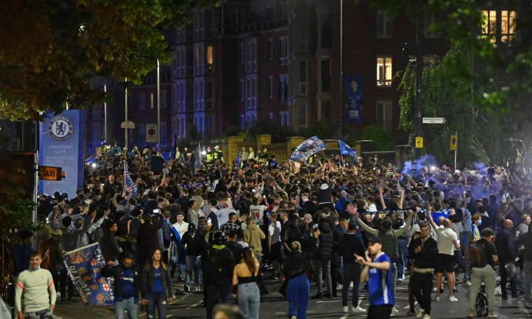United Kingdom tells fans going into Champions Final to isolate - 06/03/2021 - SPORTS