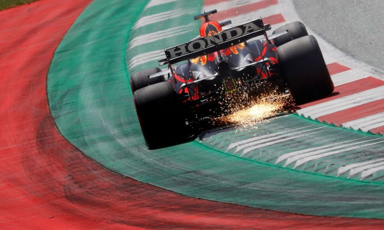 Verstappen secures pole position at Styrian GP