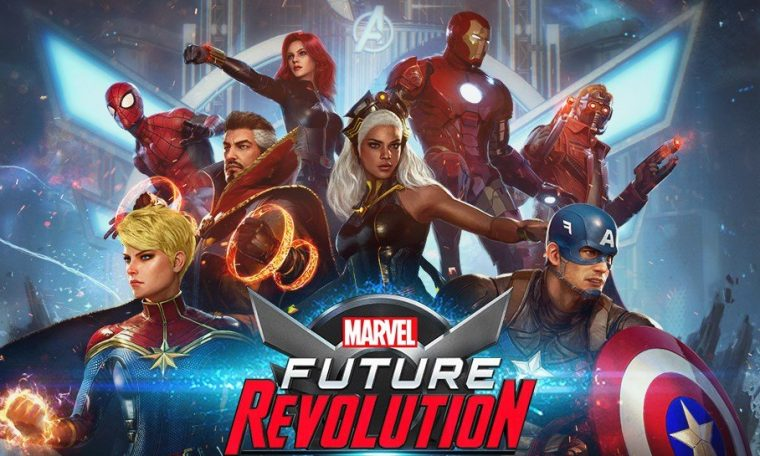 Marvel Future Revolution Pre-Registration Now Available on iOS and Android