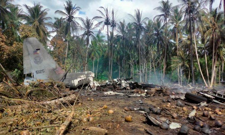 Philippines killed in military plane crash |  world