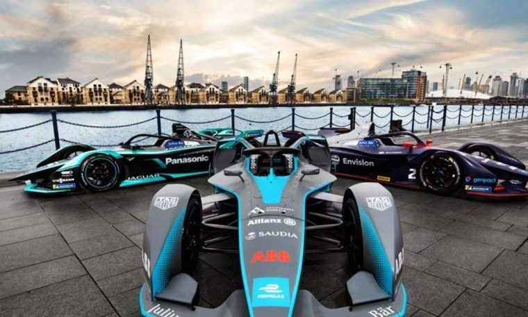 Formula E makes new adjustments and finalizes tracks for London EP 'Indoor'