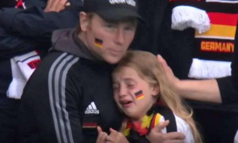 English raises R$ 205,000 for German seen crying