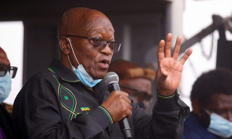 Former President Jacob Zuma arrested in South Africa  world