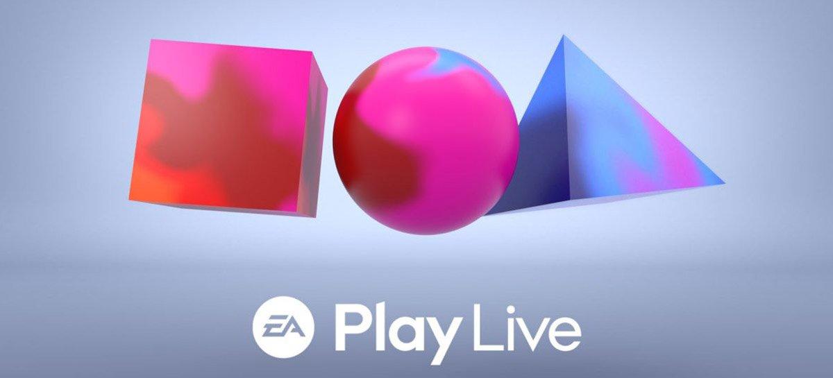 EA announces series of events ahead of EA Play Live