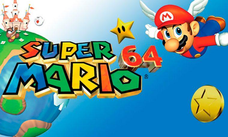 Imagem de: Cópia lacrada de Super Mario 64 é vendida por US$ 1,56 milhão