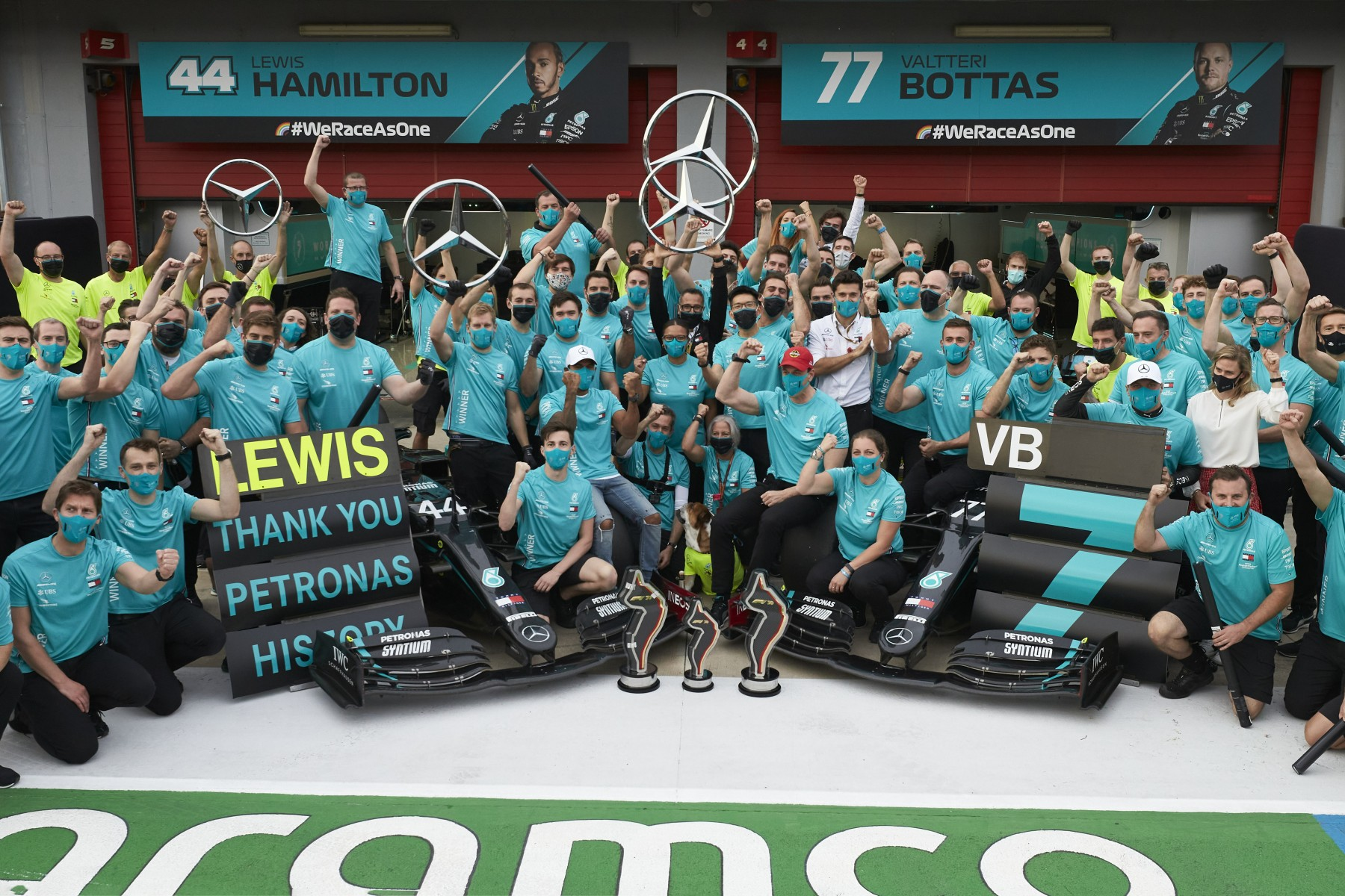 Mercedes Formula 1 Team Team
