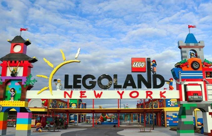 New LEGOLAND Theme Park Opens in New York