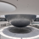 Shanghai Astronomy Museum: The Planetarium Is Inside a Large Area of the Museum - Disclosure