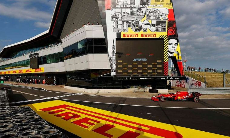 Silverstone has a sunny day ahead for Formula 1's first sprint race in 2021