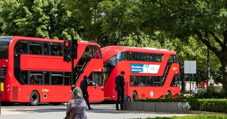 UK transport operator, Go-Ahead will have only zero-emission buses by 2035