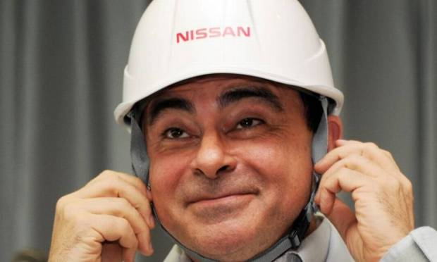 Ghosn was arrested for informing Japanese tax authorities about income less than what he actually received