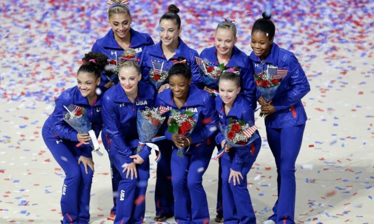 US women's gymnastics team knocks out Olympic Village after COVID-19 case in athlete