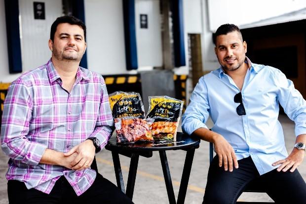 Bruno Gorodich and Leandro Souza are partners at Espato Carioca (Photo: Rafael Jorge)