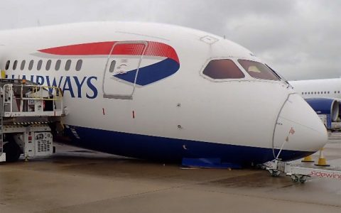 British will expedite Boeing 787 recall after 'pin in the wrong hole' incident