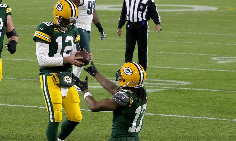 """Aaron Rodgers and Adams post """"Last Dance"""" hints at Packers"""