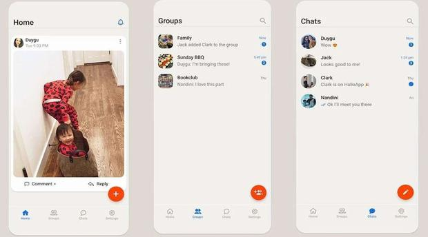 HelloApp is a new competition for WhatsApp.  (Photo: HelloApp).