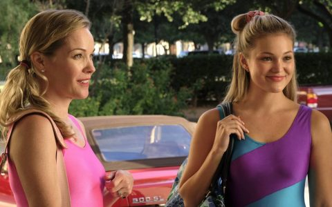 Joy (Andrea Anders) and Kate (Olivia Holt), characters from 'Cruel Summer,' new Amazon series Photo: Bill Matlock/Freeform