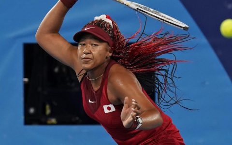 Naomi Osaka is black in a country that doesn't treat black people like the Japanese
