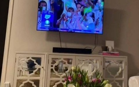Woman discovers 'cheating' when her boyfriend watches Olympic Games opening