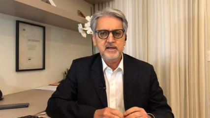 Waldo Cruz: Francisco Maximiano, partner of Necessid Medicos, says he is not going to the CPI