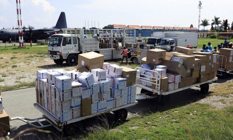 Australia sends more than 40,000 doses of vaccine to Timor-Leste