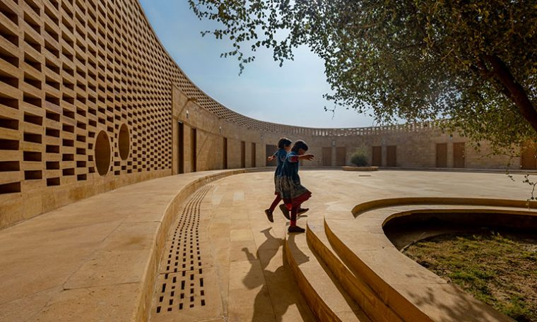 Award highlights innovative architectural projects for schools and universities: view photos
