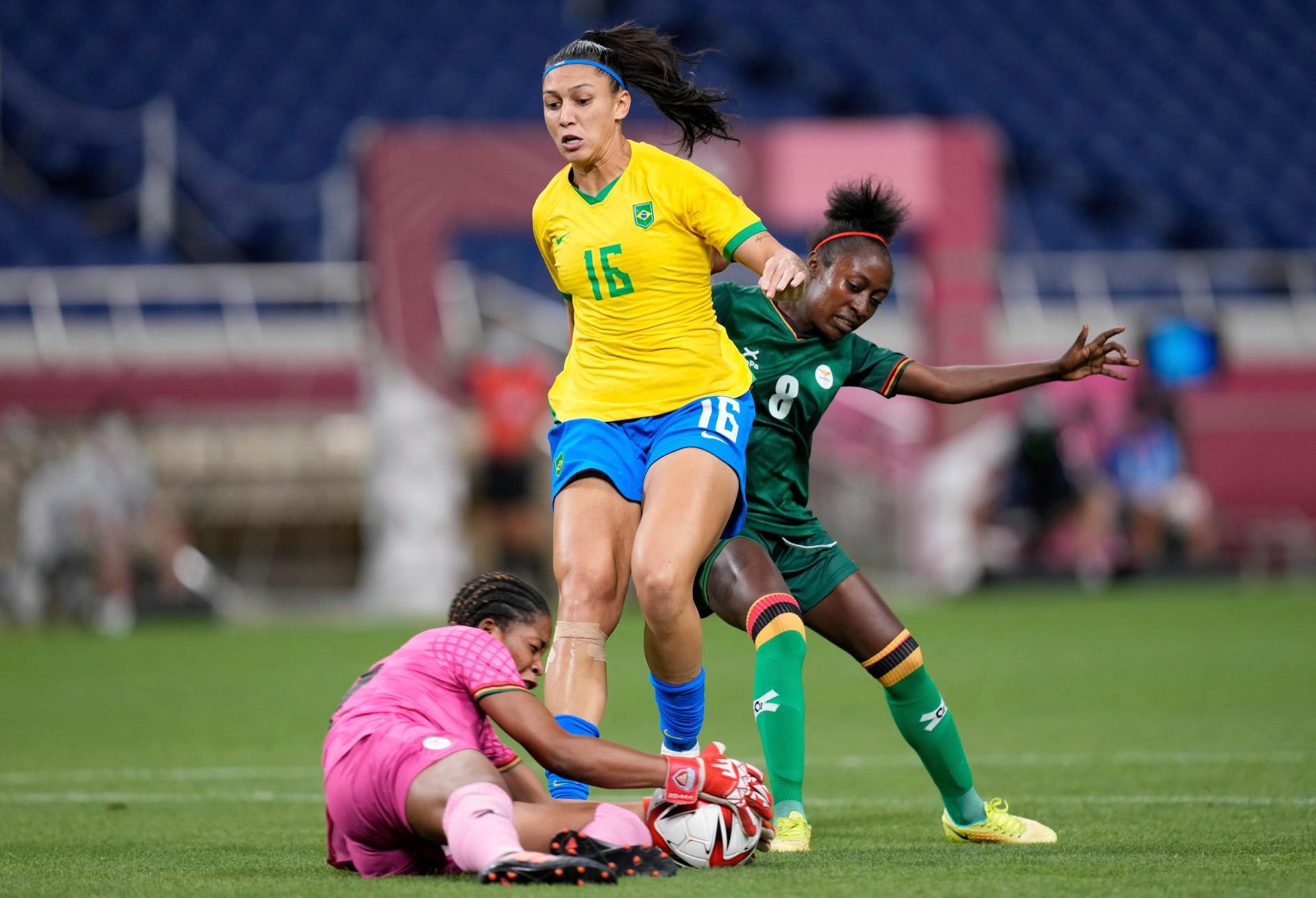 Ladies football brazilian Brazilian women's