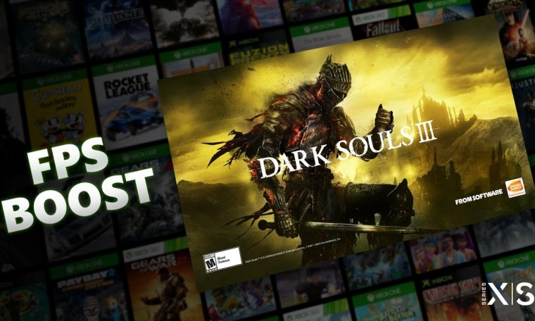 Dark Souls 3 fixes a 60fps as the first Xbox series • Eurogamer.pt