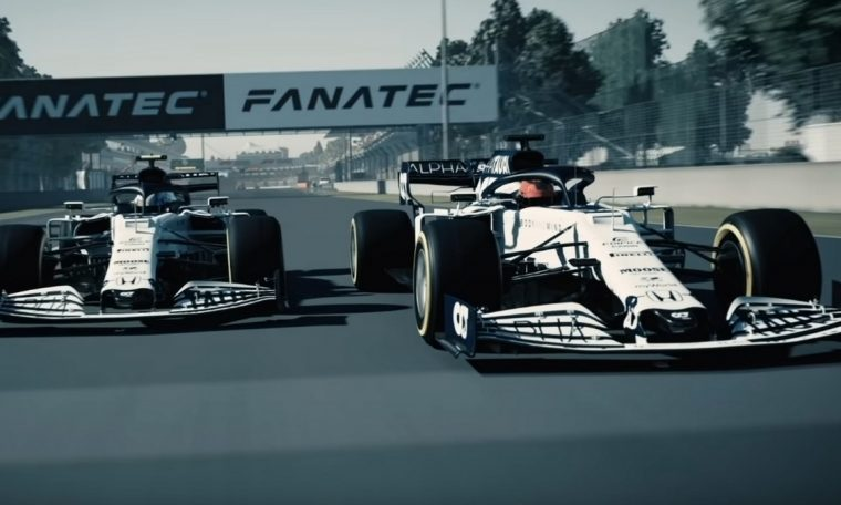 F1 2021 goes out of ray tracing on PS5 to improve performance • Eurogamer.pt