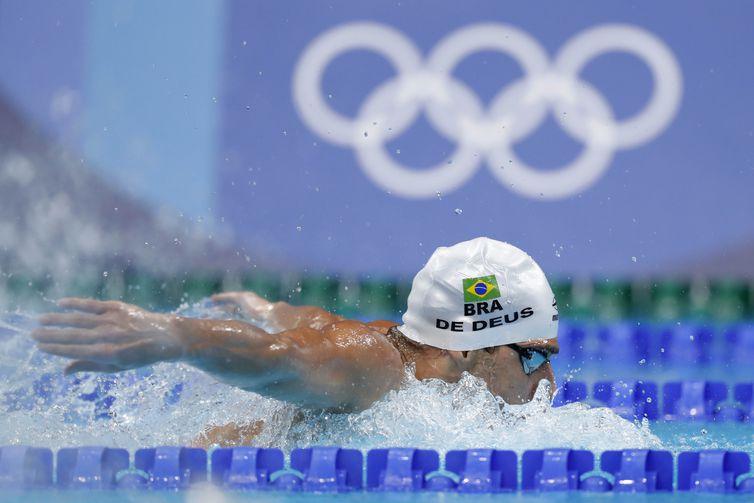 Leonardo of God.  Olympic Games, Tokyo 2020.  July 26, 2021, Tokyo, Japan.  Photo: Satiro Sodre/SSpress/CBDA