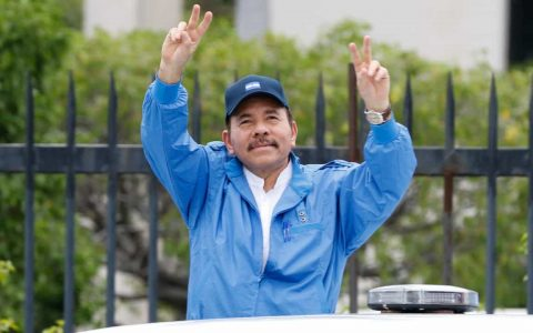 Former Nicaraguan foreign minister, 30th rival arrested