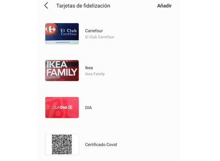 covid samsung pay certificate