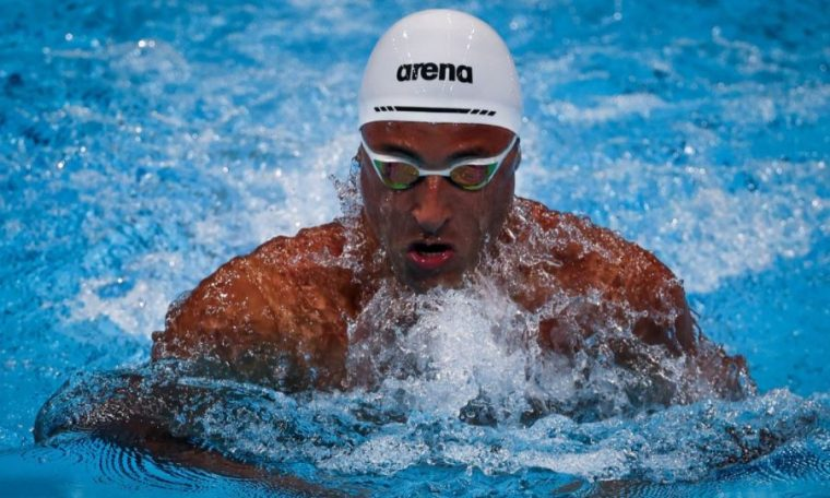 In swimming, Felipe Lima qualifies;  Guilherme Costa and Caio Pamputis have been eliminated