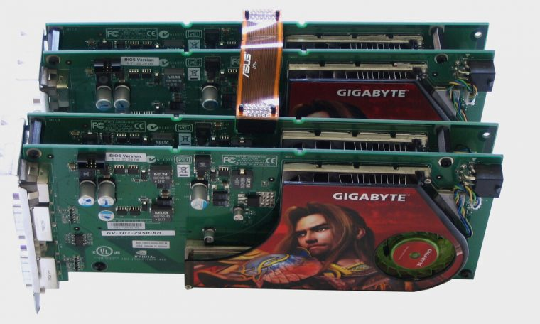 Im Test vor 15 Jahren: Microsoft WHQL torpedierte Nvidias Quad-SLI