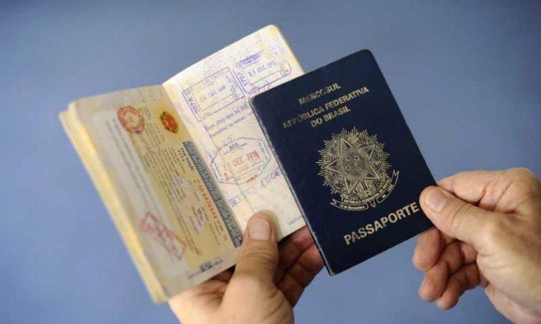 Cresce número de brasileiros que entram nos EUA com passaporte falso pela fronteira