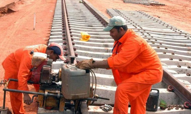 International delegation came to Brazil to press for the construction of Ferrograo