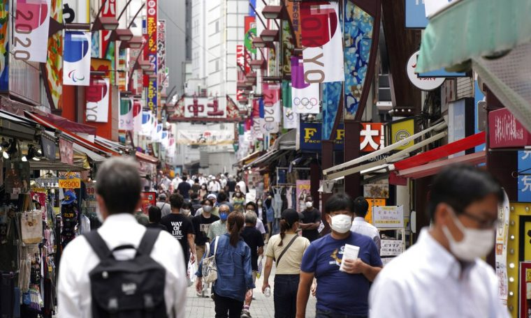 Japan sets Covid case record for second day, extends state of emergency to 4 more regions  World