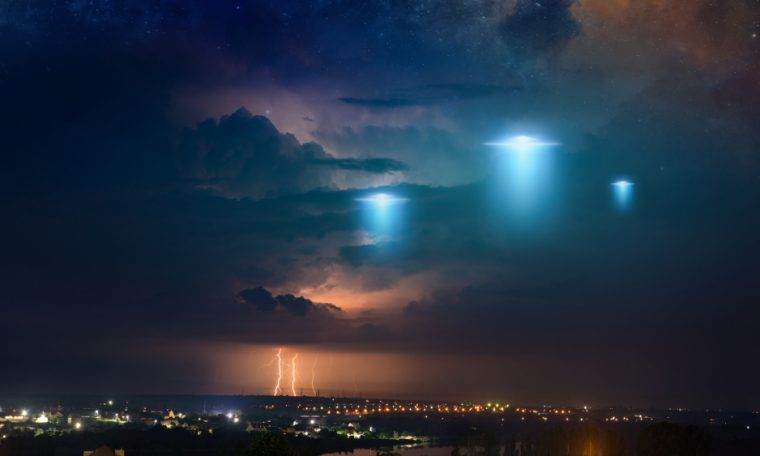Netflix series examines alien presence on Earth
