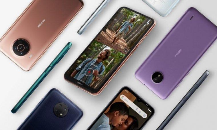 Nokia will work on smartphones with 200 megapixel photo module under HarmonyOS...?