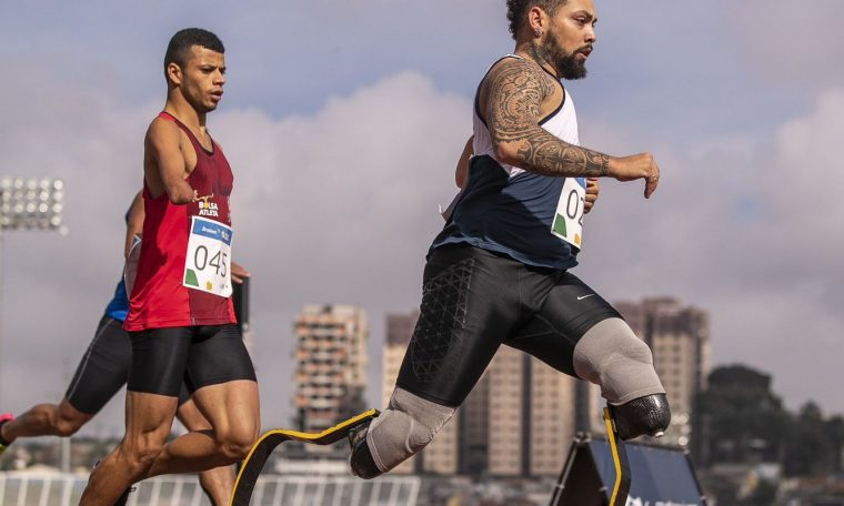 Paralympic Committee Defines Brazil's Delegation to the Tow Games
