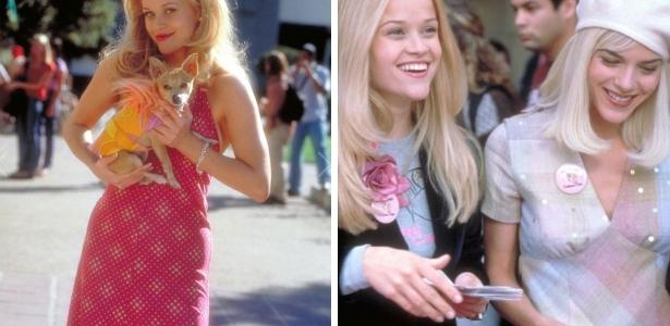 Reese Witherspoon marks 20 years of 'Legally Blonde' release