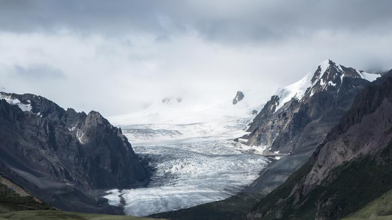 Tibet Glacier