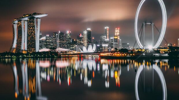 The Flight of Crypto Currencies Bitcoin & Co to Singapore