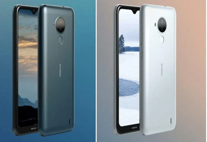 The new Nokia will have a 6.82-inch screen and a 6000 mAh battery.  Nokia C30 images and specs revealed