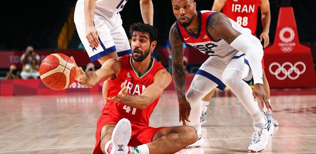 With 7 baskets of three, Lillard leads US tour of Iran - 07/28/2021
