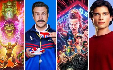 10 most viewed series of the week (08/01/2021)