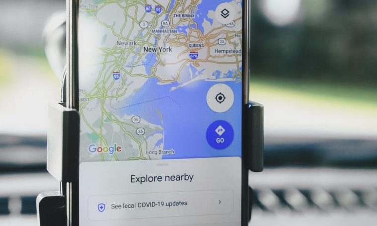Google Maps: How to change the layout of the map in the app and add details to it.  Android |  iOS |  iPhone |  Applications |  Apps |  Smartphone |  cell phone |  Viral |  United States |  Spain |  Mexico |  Colombia |  Peru |  NDA |  nanny |  Fact