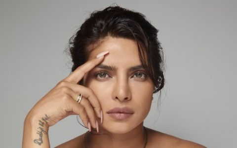 Priyanka Chopra is the new global ambassador of Bulgari Jewelery - Marie Claire Magazine